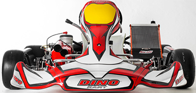Dino Kart - Striving to create top quality and safe go-kart